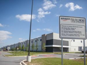 Amazon Fulfillment Center, Middletown, Del. Source: Delaware Online