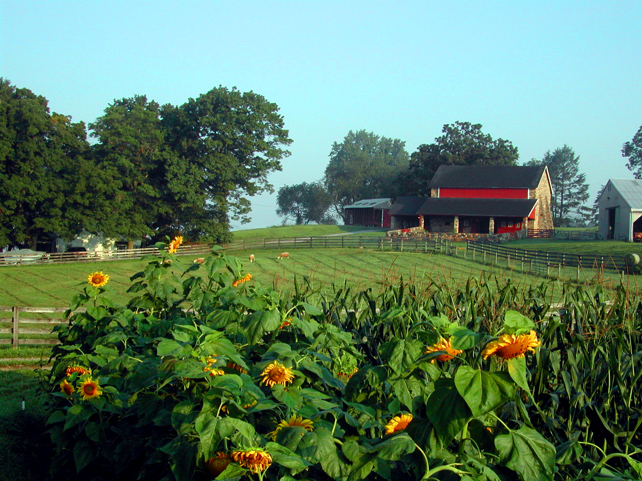 Coverdale Farms on the Red Clay Valley Scenic Byway