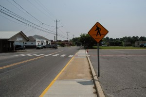 Before and After: Safe Routes to School