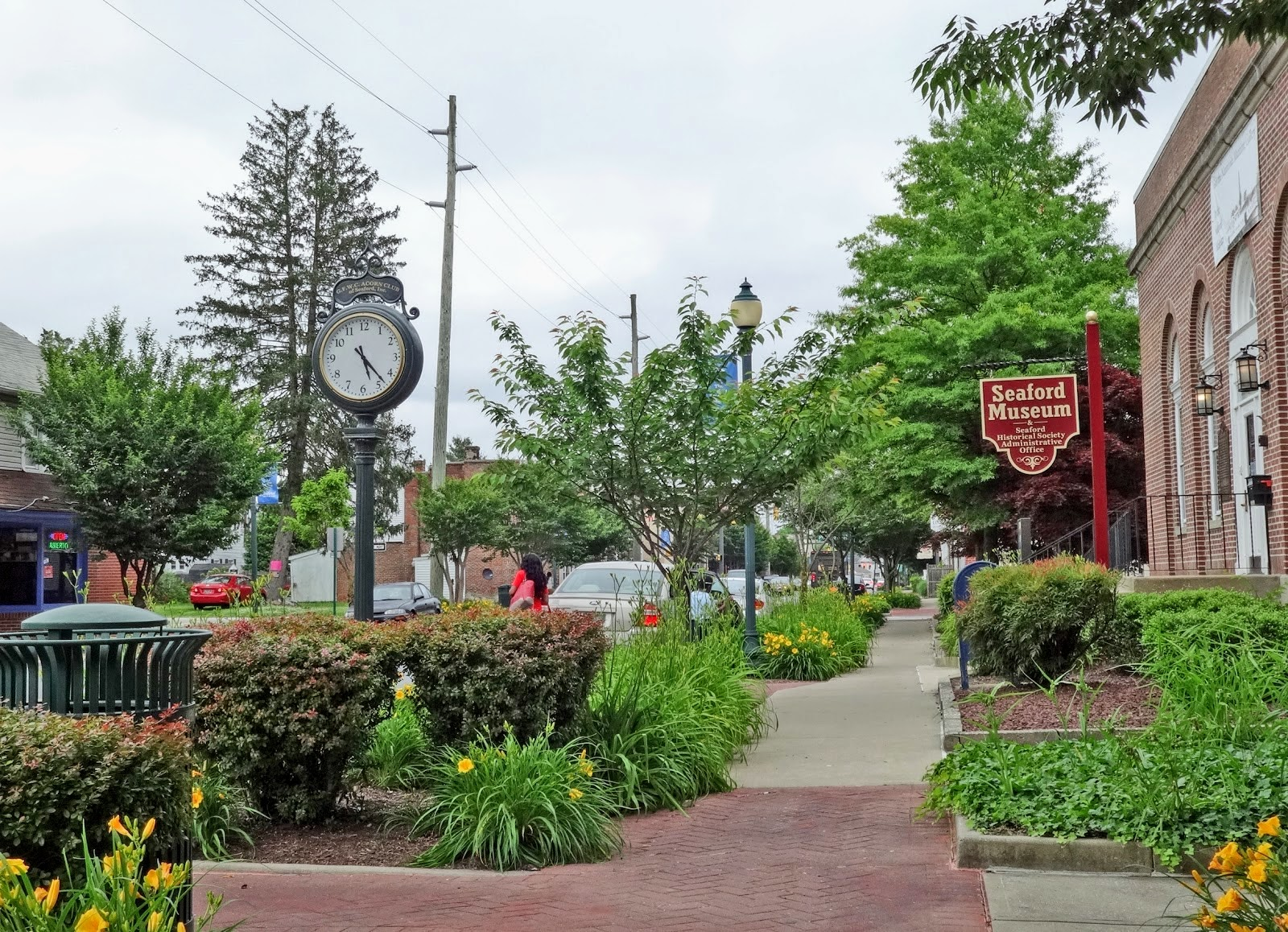 Seaford's Downtown Development District