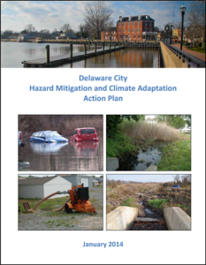 Image of Delaware City Hazard Mitigation and Climate Adaptation Action Plan