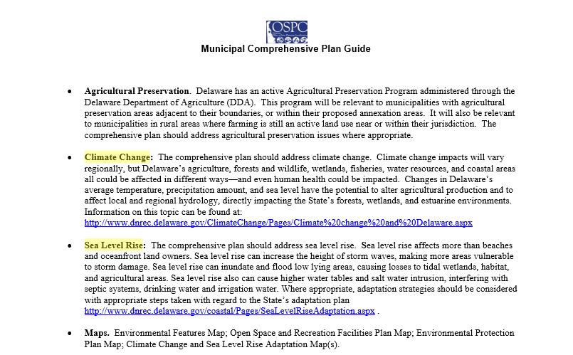 Image of Municipal Comprehensive Plan Guide