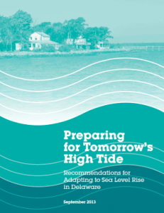 Image of Preparing for Tomorrow's High Tide Recommendations