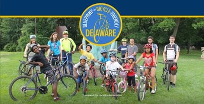 Blueprint for a Bicycle-Friendly Delaware Framework for Local Implementation Spark Page