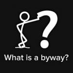 What is a byway?