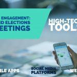 High-tech pubic engagement
