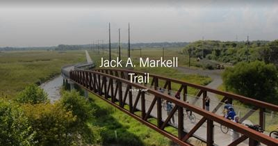 Jack A Markell Trail Adobe Spark Page