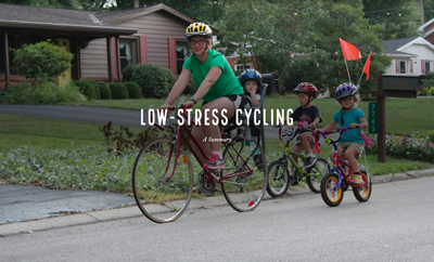 Low Stress Cycling