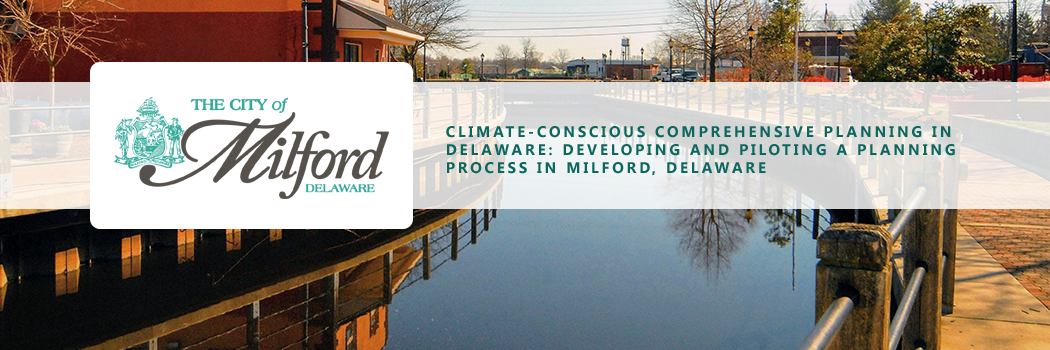 Climate-Conscious Comprehensive Planning in Delaware