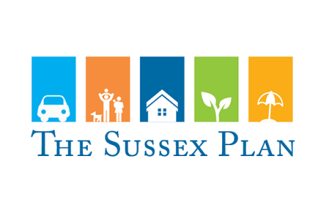 Sussex plan logo.