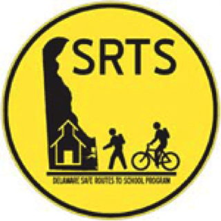 Image of Delaware Safe Routes to School Logo
