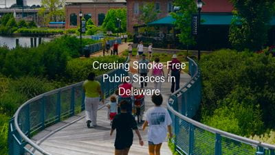 Creating Smoke-Free Public Spaces in Delaware