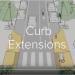 Screenshot of a video titled Curb Extensions. Click on the image to open the full video in YouTube.