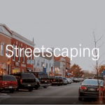 Screenshot of streetscaping video. Click on the image to open the full video on YouTube.