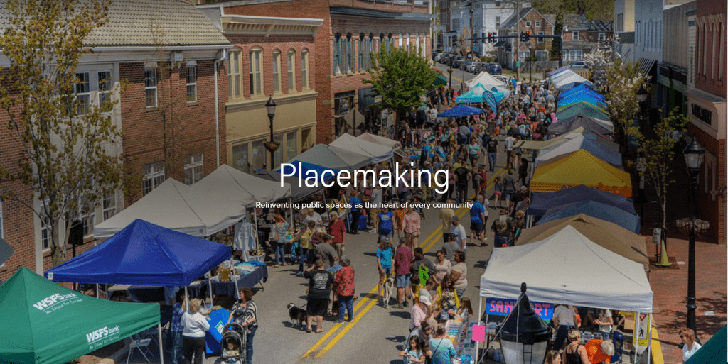 Placemaking: Reinventing public spaces as the heart of every community