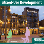 Mixed Use Development Infographic