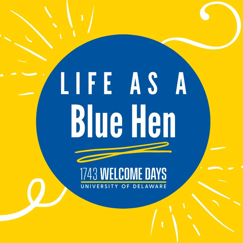 Life As A Blue Hen