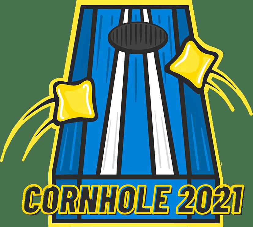 Cornhole 2021 Logo