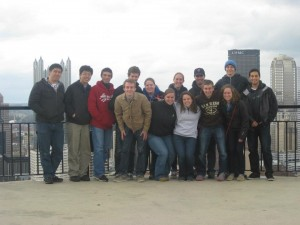 ASCE Students go to Washington