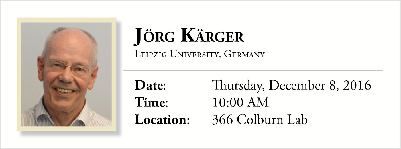 Jörg Kärger