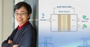 University of Delaware, Prof. Yushan Yan