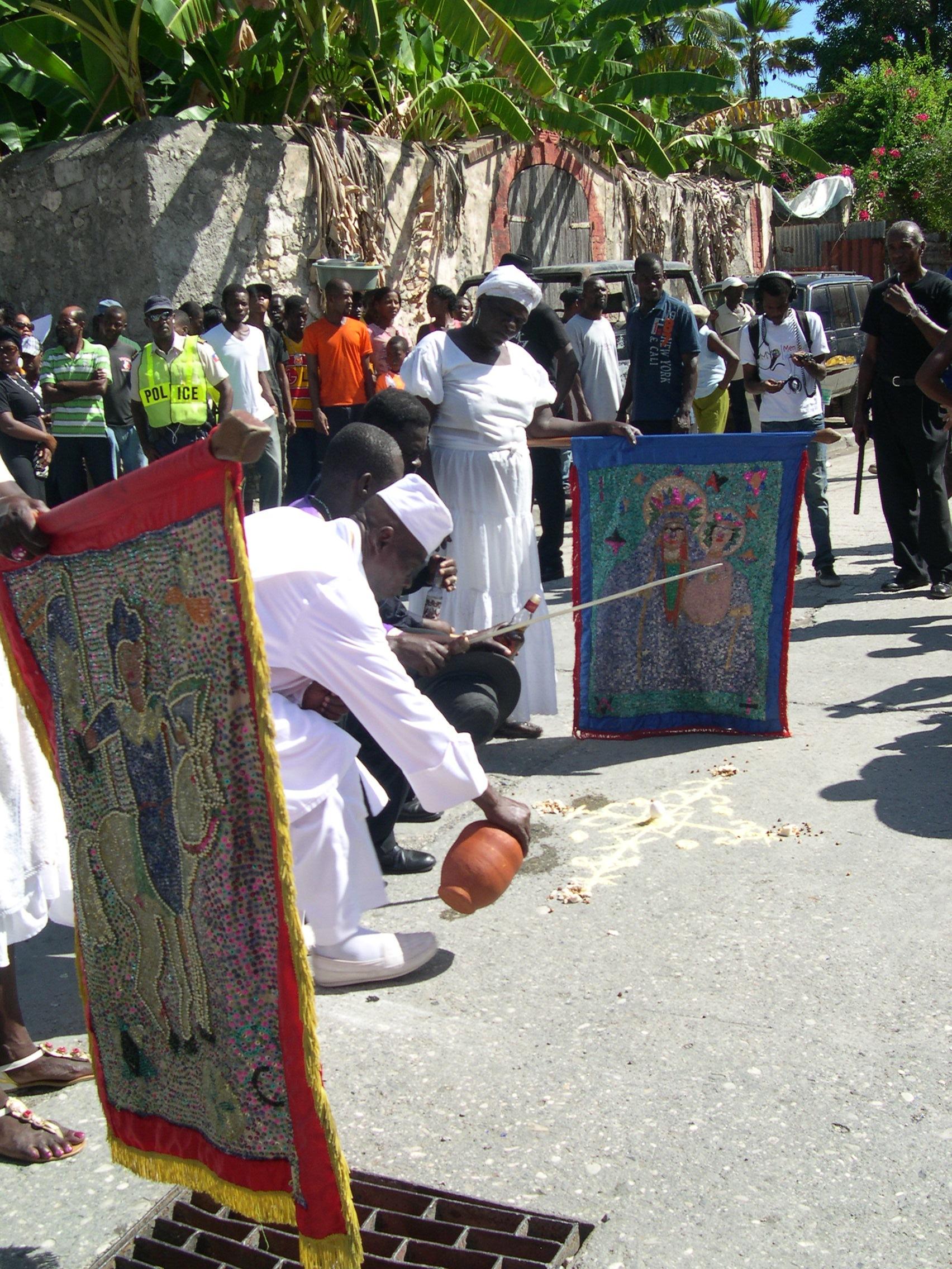 II Day 3-5   Deb's Blog on Haiti
