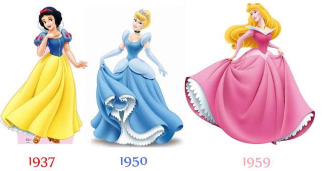 disney princesses cartoon ish bodies katiebog s blog