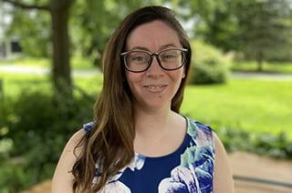 Margaret Brennan, CCSD Post-doctoral fellow