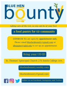 Blue Hen Bounty