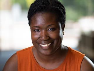 Jennifer Major, CCSD Social Justice Postdoctoral fellow