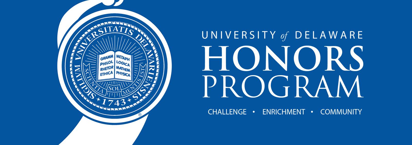 udel honors program essay