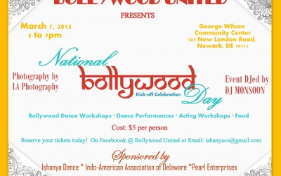 National Bollywood KickOff Celebration