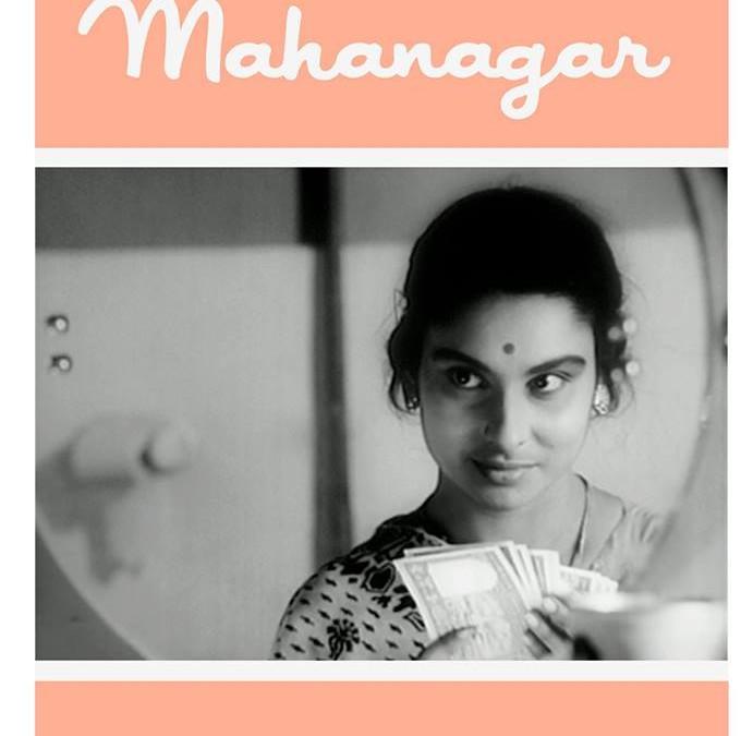 Mahanagar (The Big City)