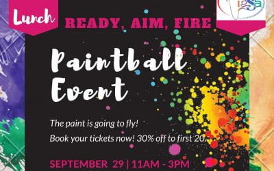 Paintball Event 2019