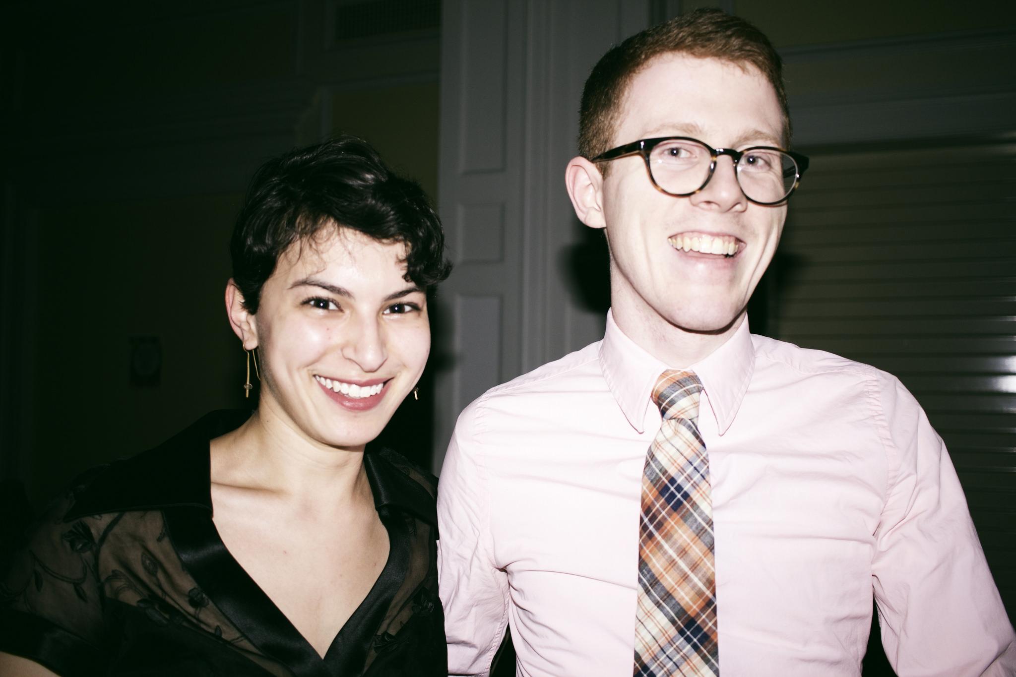 Couple Goals, Sean & Amira