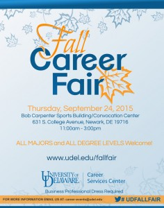 Career Fair 15F