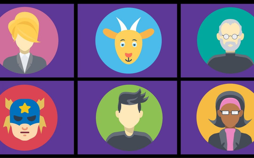 Unusual Themes for Virtual Meetings. #9: Invite a Goat.