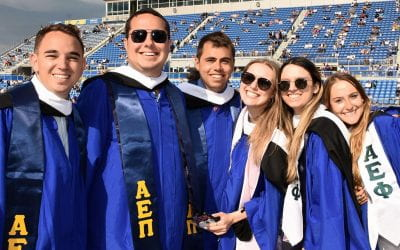 How We Kept Graduation Traditions Alive In An Untraditional Year