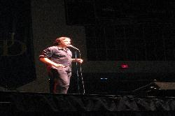Kevin Nealon entertains at the BCC