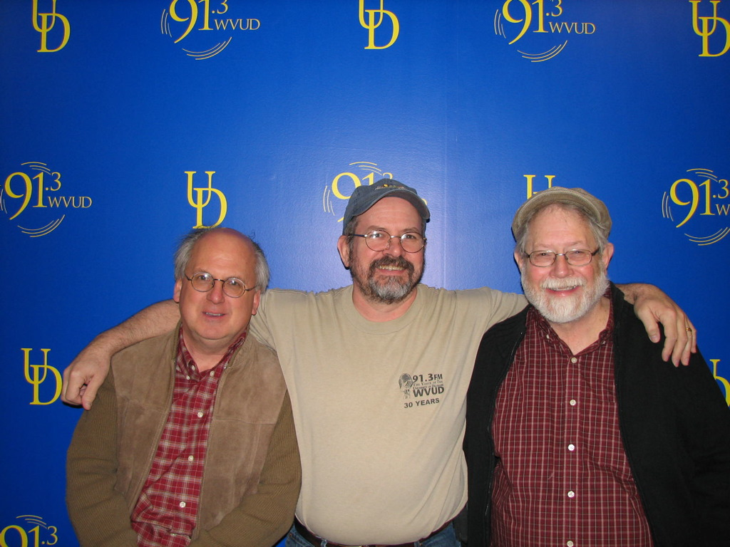 George Stewart, John Lupton, and George Mercer