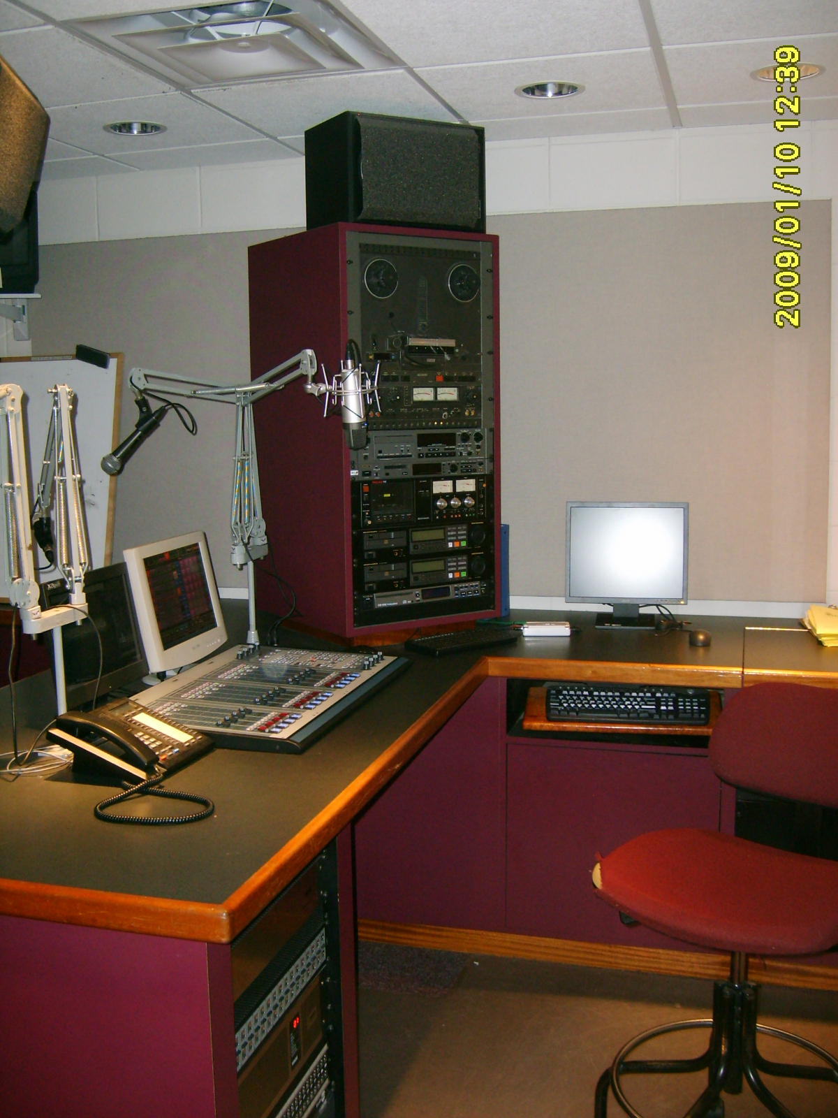 The Basement studio