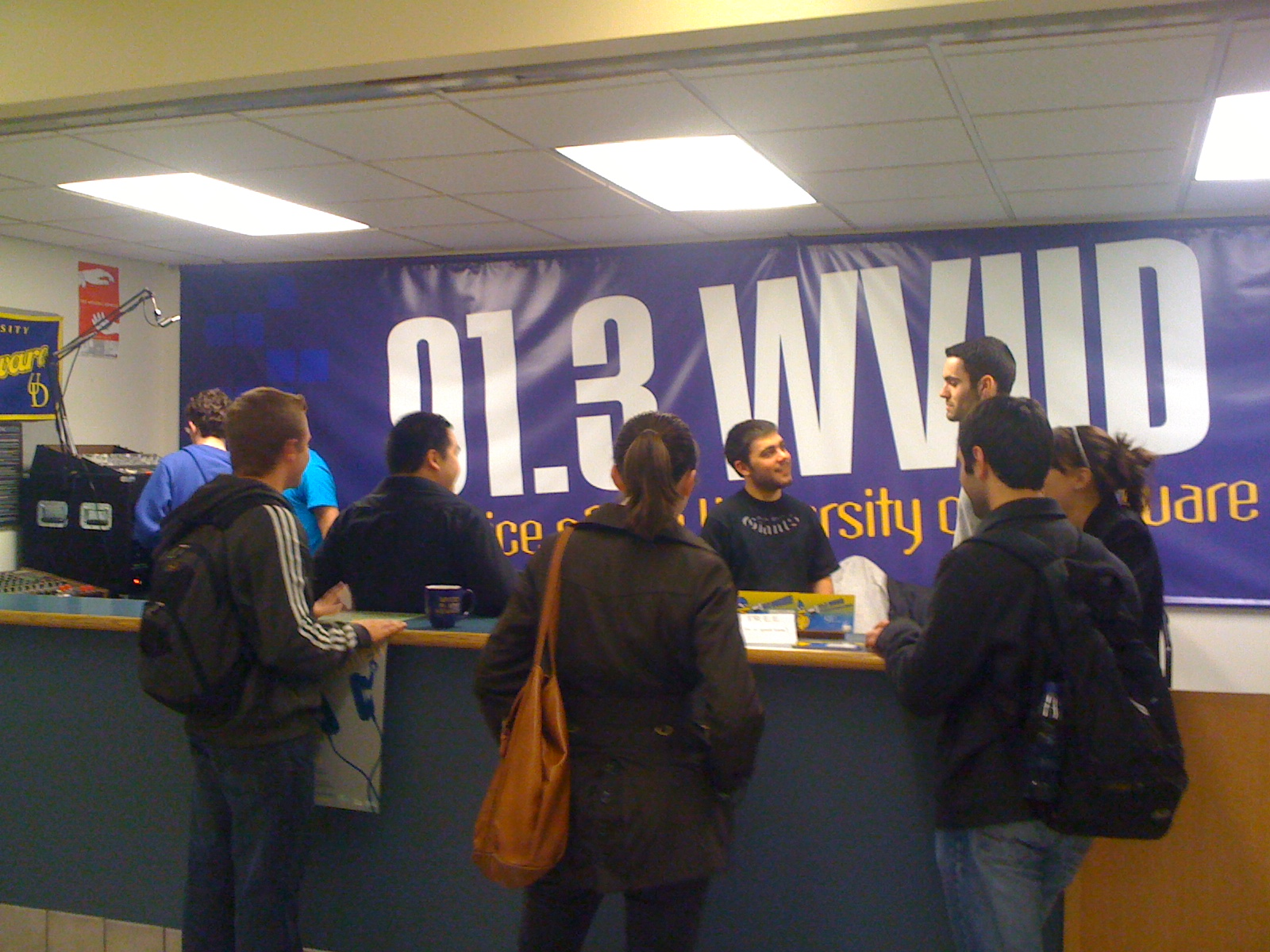 First floor of Perkins...stop by and say hi!