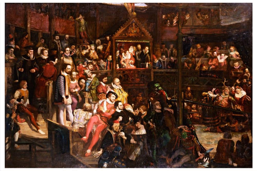 Elizabethan Theatre - Victoria and Albert Museum