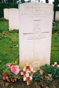 Edward Thomas's Grave