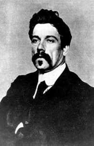 A Portrait of John Millington Synge
