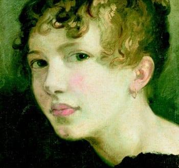 Austen As a Young Girl