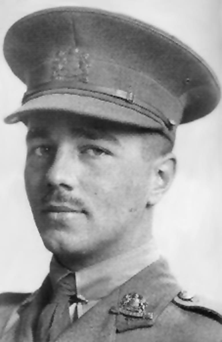Wilfred Owen : 1893-1918