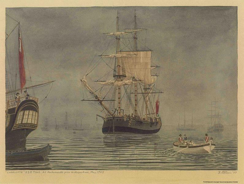First Fleet Charlotte