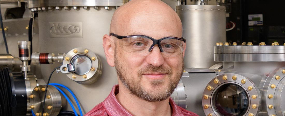 Joshua Zide, Ph.D.