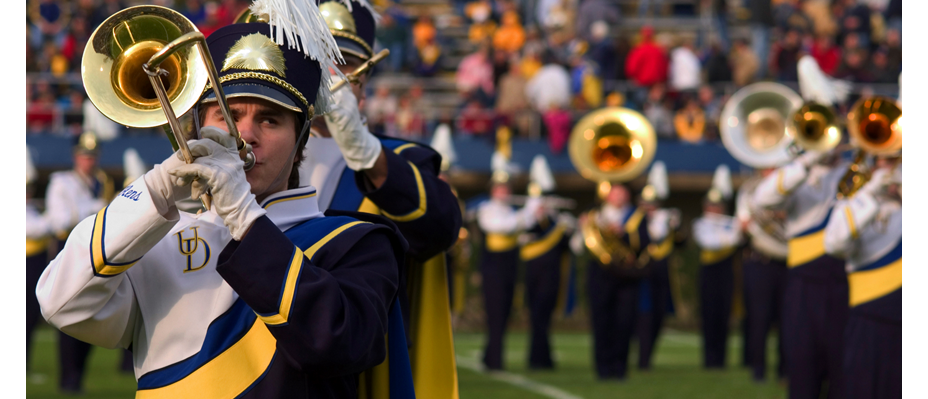 UD Marching Band